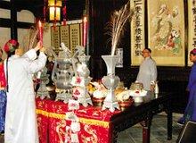 腊八节祭祀风俗