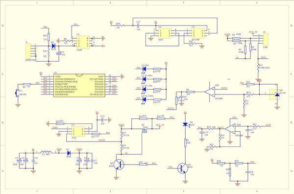 宝电子板电路图,最好附带有所需要的电子元件,工作原理等详细点的**