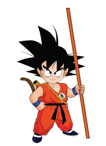 配音 野泽雅子 孙悟空是日本著名漫画家鸟山明所作经典漫画《七龙珠》