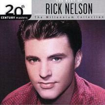 20th century masters: the millennium collection:best of rick nelson