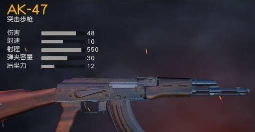 [荒野行动PC] 这把枪才是《荒野行动》蒙尘的明珠