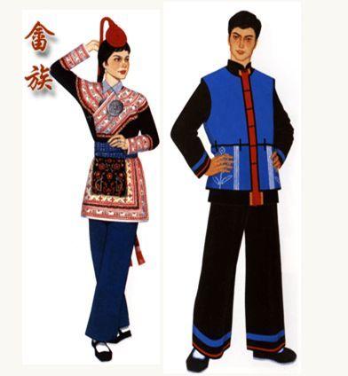 手绘西装服饰设计图展示