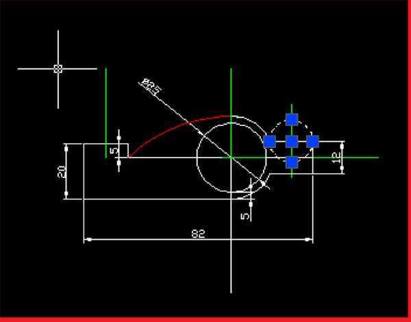 CAD画图单线就要变成了_360v单线cad上交整体马上如何中图片