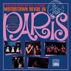 recorded live motortown revue in paris
