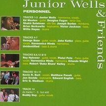 junior wells & friends