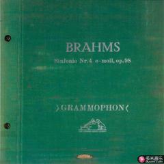 布拉姆斯:第四号交响曲、理查史特劳斯:死与升华(萨巴塔/柏林爱乐)