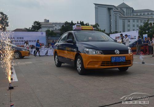 一汽大众新捷达出租车用的哪种钢圈多少寸的