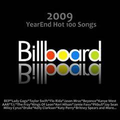 us billboard 2009 year-end hot 100 songs