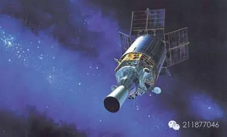 中国卫星飞过美国上空差点被击落,雷达传回图像 - 一同博 - 一同博DE空间
