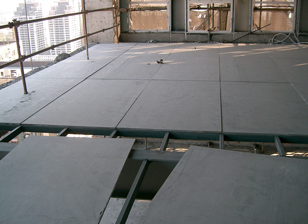 loft钢结构楼板