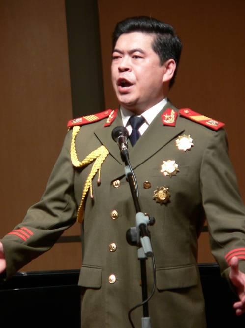 《请茶歌》), 宗瑞发(一级演员,代表作品歌曲《大森林的早晨》), 王胜
