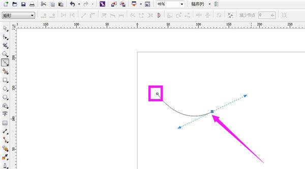 cdr里面的贝塞尔直线只画曲线不画图纸怎国外建筑cad工具图片