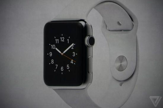 苹果iwatch/apple watch和其他智能手表有什么不同 三联