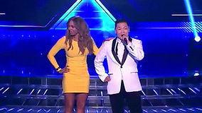 Gangnam Style The X-Factor Australia 现场版
