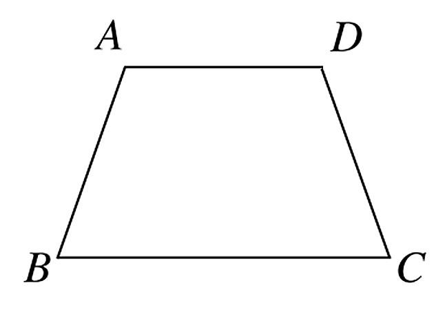 梯形地块自建房设计图