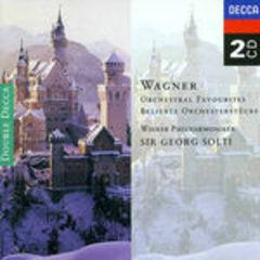 瓦格纳管弦乐作品集(disc1)