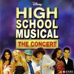 high school musical:the concert