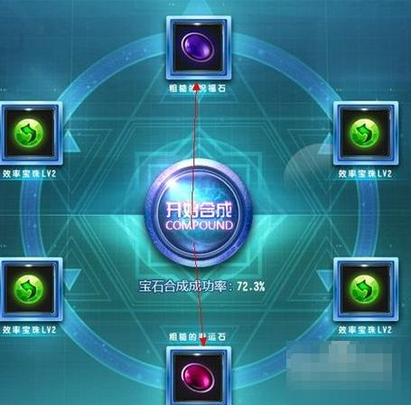 飞车宝石系统视频_qq飞车怎么合3级宝石成功率很大_360问答
