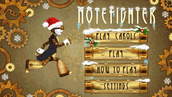 祝你圣诞快乐 乐谱战士 推出圣诞更新