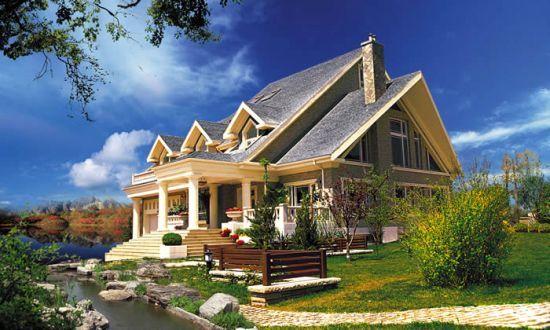 美式建筑风格
