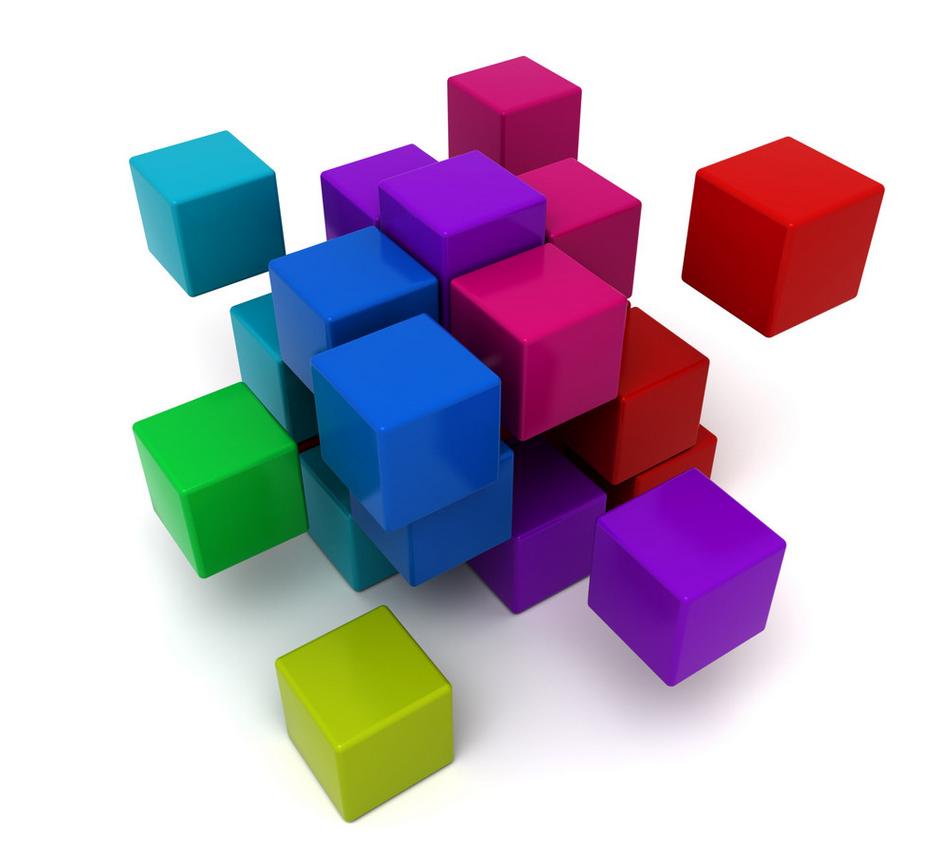 空间立方体的组成和结构,所以他自己动手做出了第一个魔方的雏形来,其
