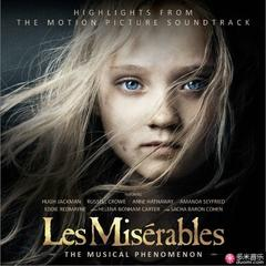 les misērables(highlights from the motion picture soundtrack 2012)