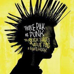 triple pak of punk
