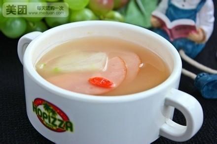 海米冬瓜鲜汤