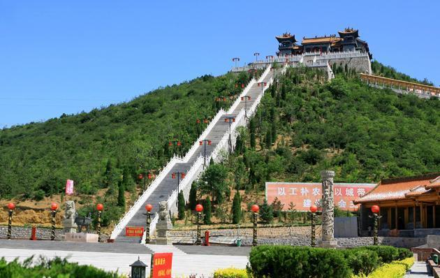 大粮山旅游文化景区