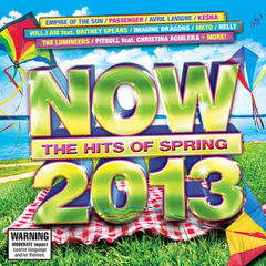 now: the hits of spring 2013
