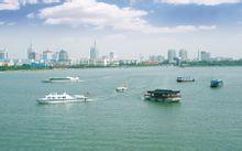 聊城東昌湖景觀亮化工程-景觀照明工程