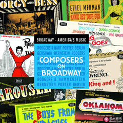 composers on broadway