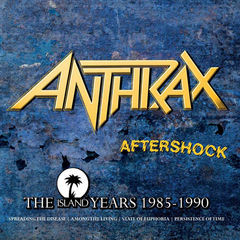 aftershock - the island years