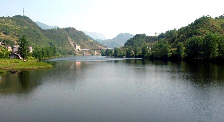 肖塘至妙泉旅游风景区