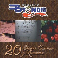 20 poemas, canciones y romances