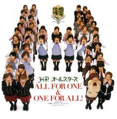 all for one & one for all!
