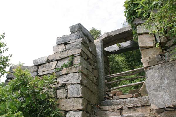 湖北咸丰老寨风景图片
